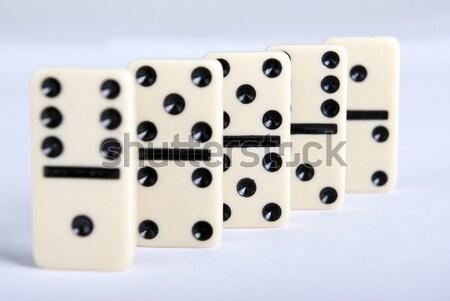 domino Stock photo © wisiel