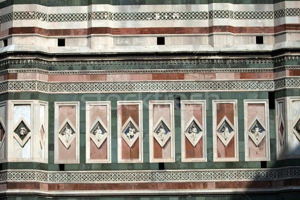 Florence - Campaniele Stock photo © wjarek