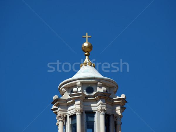 Florence - The Basilica di San Lorenzo Stock photo © wjarek