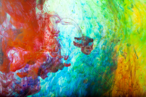 Stockfoto: Abstract · brand · ontwerp · energie · kleur · behang