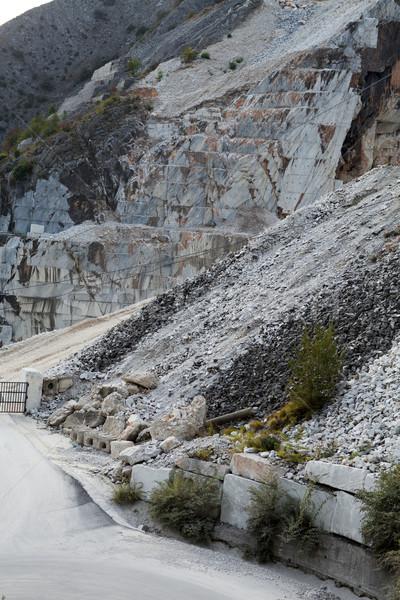 The Marble Quarries - Apuan Alps  Stock photo © wjarek