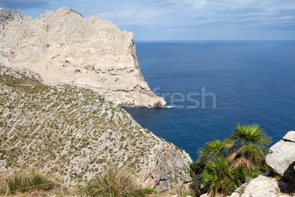 Cape Formentor on Majorca, Balearic island, Spain  Stock photo © wjarek