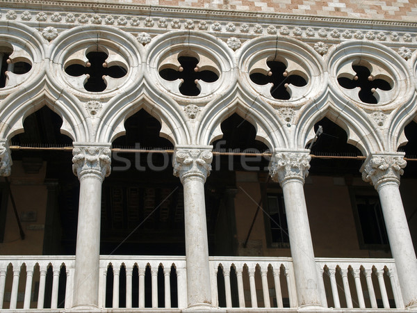 The Doges Palace -Venice Stock photo © wjarek