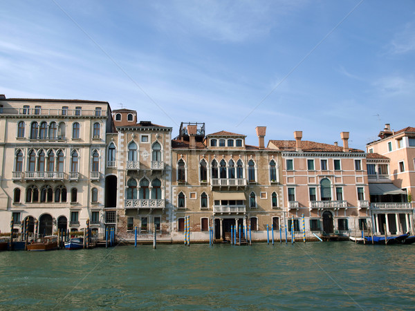Venice - Grand Canal Stock photo © wjarek