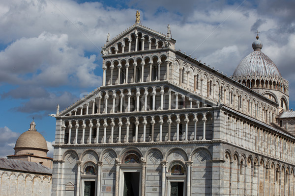 Stock photo: Pisa - Duomo. Cathedral of St. Mary of the Assumption