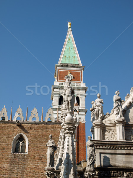 Venice - Doge's Palace Stock photo © wjarek