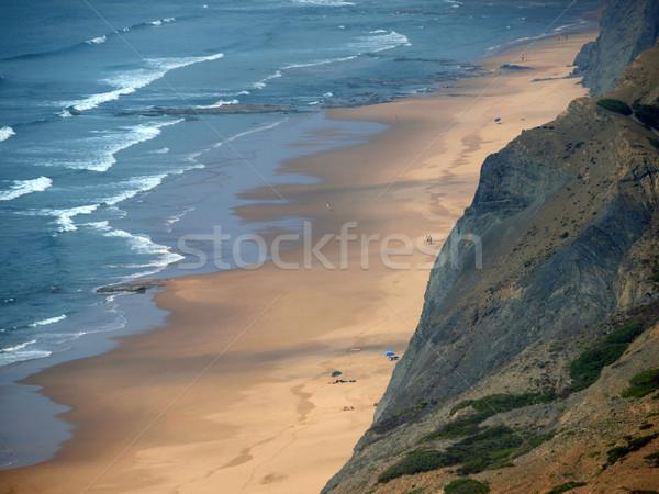 Praia do Cordoama near Vila Do Bispo, Algarve Stock photo © wjarek