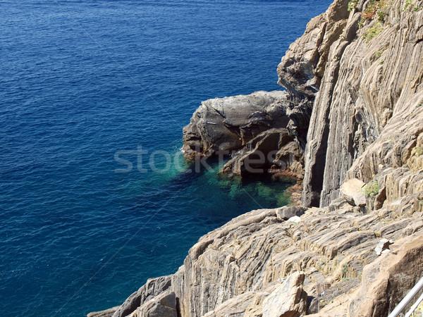 'Via dell amor' of Cinque Terre Stock photo © wjarek