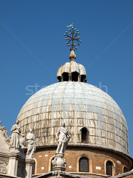 Venice -Basilica of San Marco Stock photo © wjarek