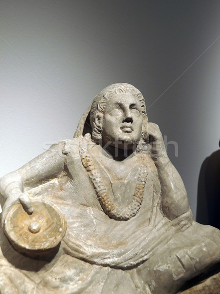 Ancient etruscan art. Stock photo © wjarek