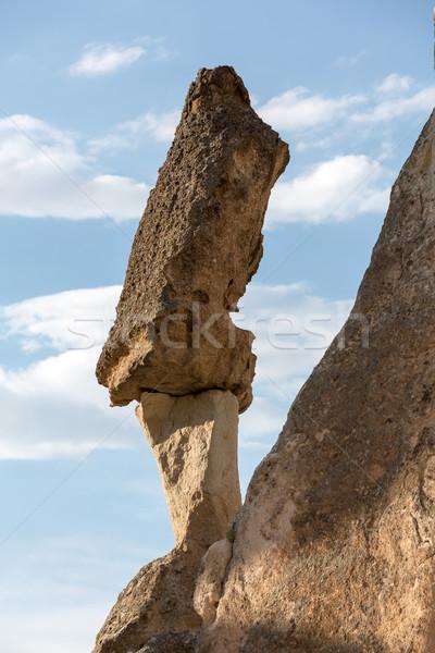 Rock formations in Goreme National Park. Cappadocia,  Turkey Stock photo © wjarek