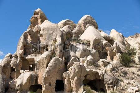 Open Air Museum in Goreme . Cappadocia, Turkey Stock photo © wjarek