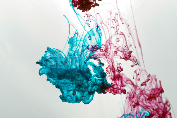 Abstract brand ontwerp energie kleur behang Stockfoto © wjarek