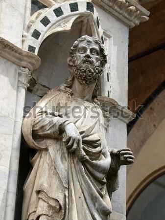 Siena - Capella di Piazza at Palazzo Pubblico Stock photo © wjarek