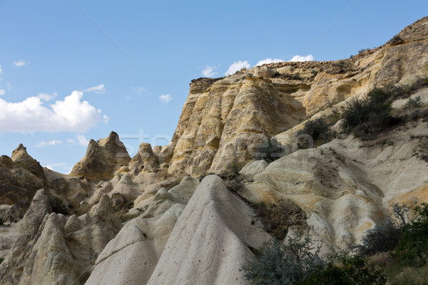 Goreme National Park. Cappadocia in Turkey Stock photo © wjarek