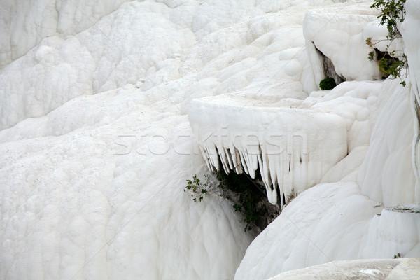 Turquia água primavera natureza montanha piscina Foto stock © wjarek