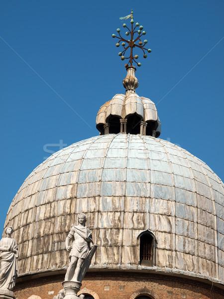 The dome of the Basilica San Marco in Venice Stock photo © wjarek