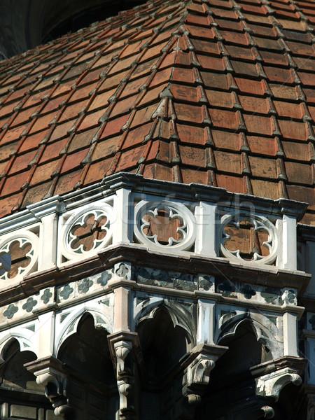 Florence-  Duomo Stock photo © wjarek