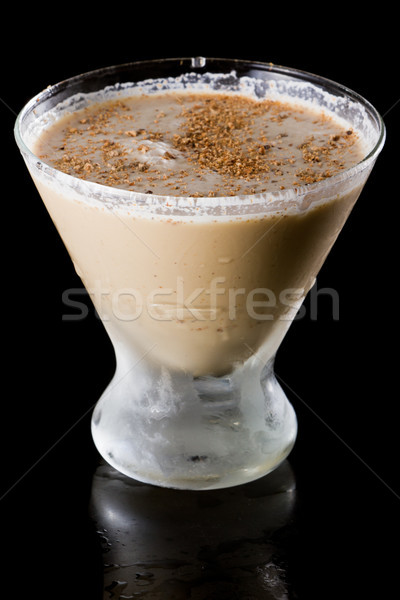 brandy alexander Stock photo © wollertz