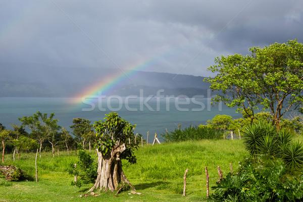 Lake Arenal, Costa Rica Stock photo © wollertz