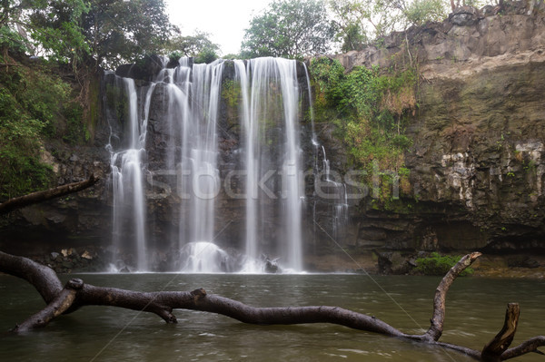 Gorgeous waterfall in Costa Rica Stock photo © wollertz
