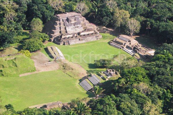 Altun Ha, maya ruins Stock photo © wollertz