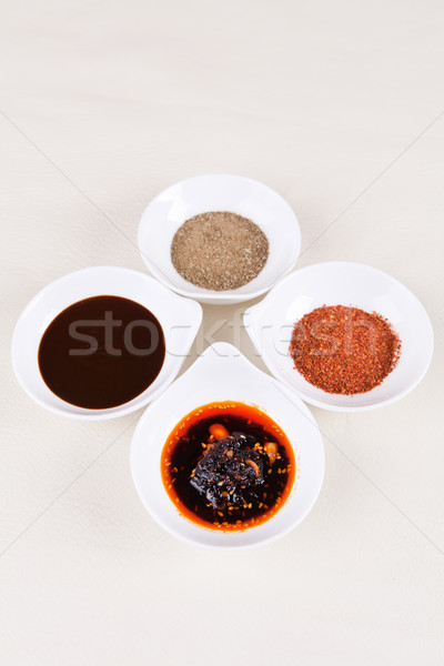 sweet sauce flavoring Stock photo © wxin