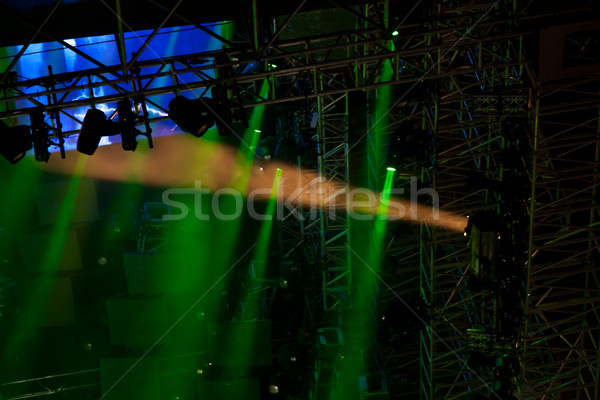 stage lights 04 Stock photo © wxin