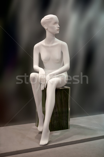 Mannequin, Dummy Stock photo © wxin