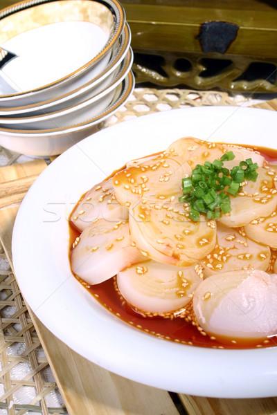 Stock fotó: étel · Kína · finom · szakács · Ázsia · hideg