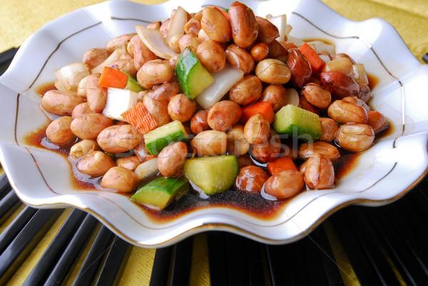Stock fotó: Kína · finom · étel · étterem · szakács