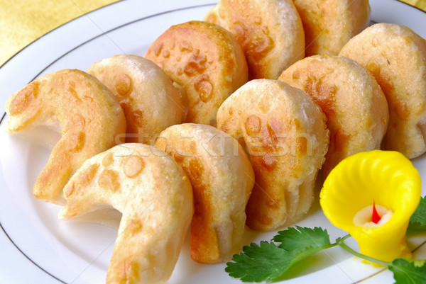 deep-fried dim sum Stock photo © wxin