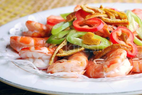 Stock fotó: Kína · finom · étel · szakács · Ázsia · étel