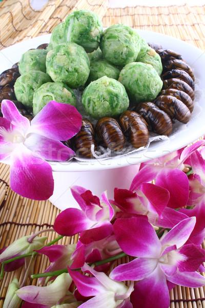 China heerlijk radijs bal voedsel kok Stockfoto © wxin