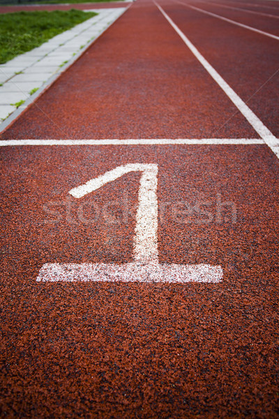 Number One or noone! Stock photo © x3mwoman
