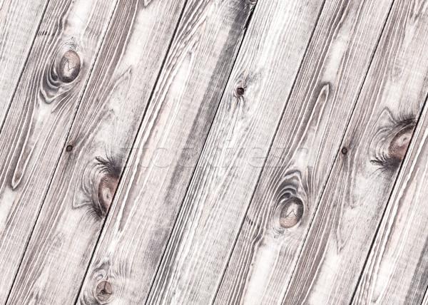 Gray wood background Stock photo © xamtiw