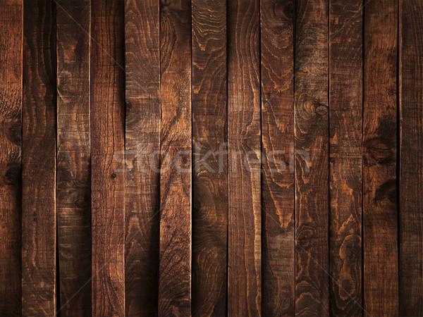 Wood background Stock photo © xamtiw