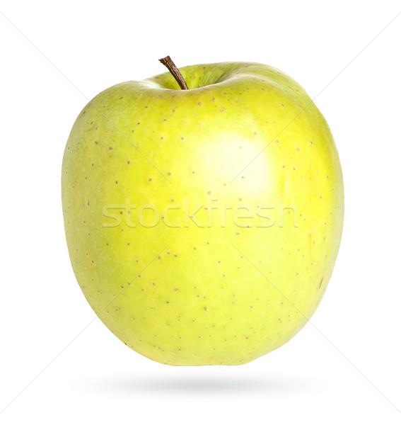 Green apple, isolated on white background Stock photo © xamtiw