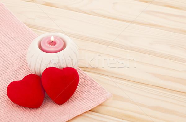 Background for Valentine's Day Stock photo © xamtiw
