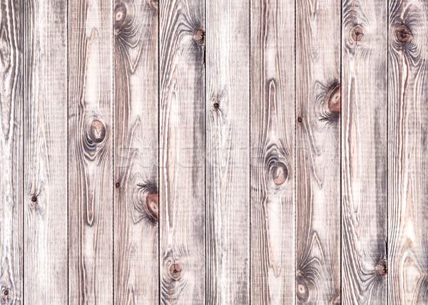 Light wood background Stock photo © xamtiw
