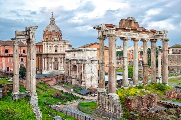 Rome, Italy Stock photo © Xantana