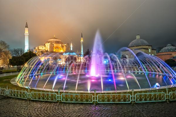 Hagia Sofia, Sultanahmet, Istanbul, Turkey Stock photo © Xantana