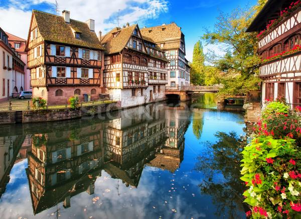 La Petite France, Strasbourg, France Stock photo © Xantana