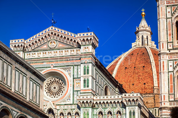 ドーム フィレンツェ 大聖堂 イタリア ユネスコ ストックフォト © Xantana