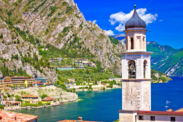 Regio Italië water landschap Stockfoto © xbrchx
