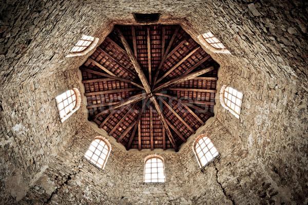 базилика башни мнение ЮНЕСКО Мир наследие Сток-фото © xbrchx