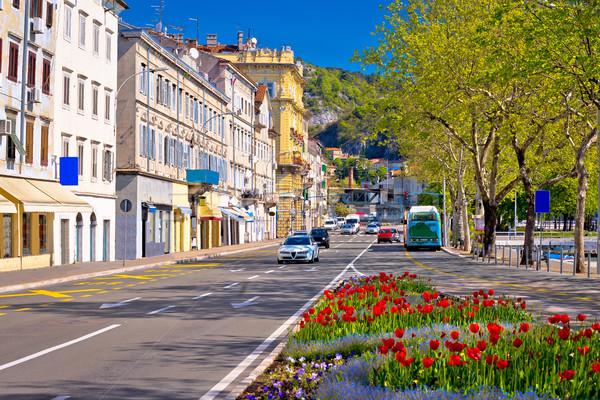 город дельта весна воды морем Сток-фото © xbrchx
