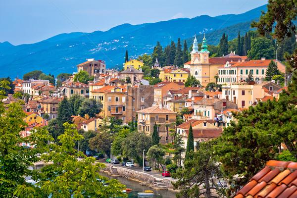 Stad regio gebouw stad landschap Stockfoto © xbrchx