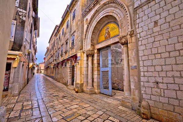 Сток-фото: базилика · ворот · каменные · ЮНЕСКО · Мир