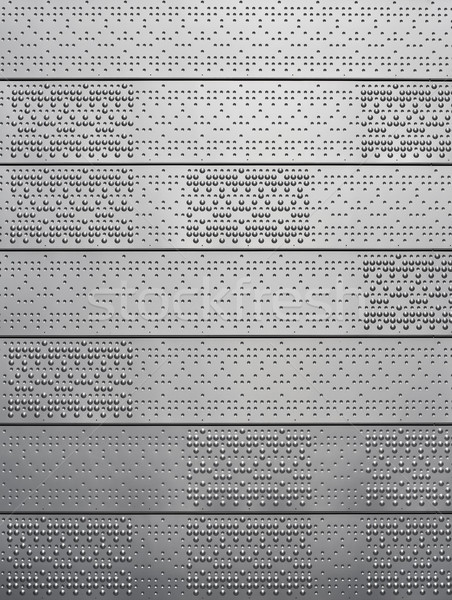 Sheet metal with dots and pits Stock photo © Ximinez